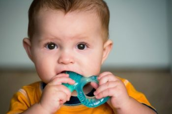 Tips for Teething Tots