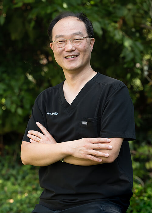 Portrait of Dr. Jae Woo Kim, DMD, MS