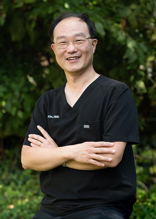 Portrait of Dr. Jae Woo Kim, DMD, MS