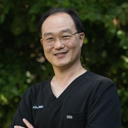 Headshot of Dr. Jae Woo Kim